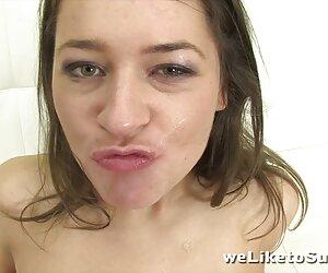 Caliente latina travestis follsndo milf creampie filmado por marido