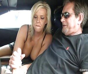 Givemepink April Blue disfruta de la masturbación en ver video porno transexuales primer plano